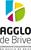 Logo agglomération de Brive