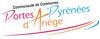 Logo COM DE COM PORTE DE L'ARIEGE - Ariege 09