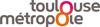 Logo Toulouse métropole - Haute Garonne 31