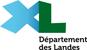 Logo département des Landes - Landes 40