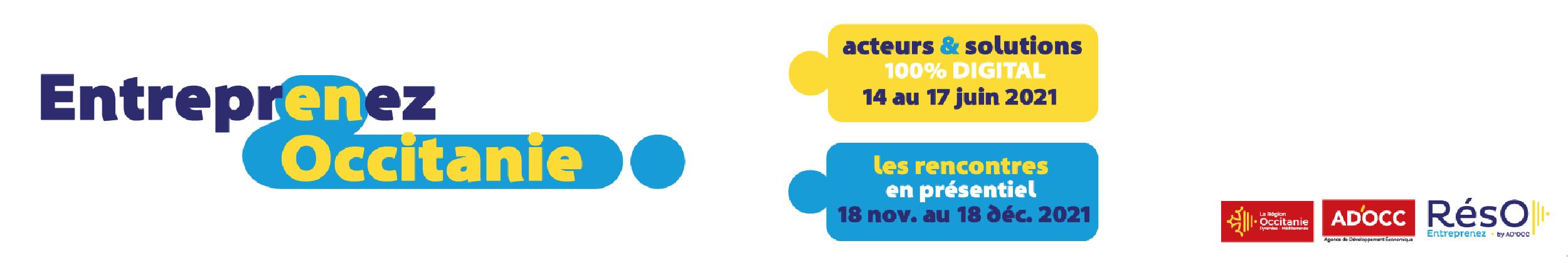 Bannière accueil sites web - entreprenez en occitanie